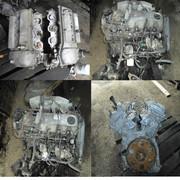 Двигатель с коробкой - NISSAN Patrol 60, 61