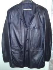 продам кожаный пиджак 50.-52Турция