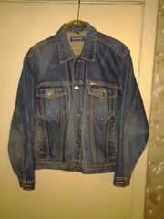 продам настоящую джинсовую  немецкую куртку МОНТАНА 48р бу