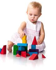 Раннее развитие детей Монтессори