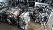 Двигатель v-3,  5 на Toyota Camry 50