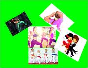 Танцы,  йога,  фитнес