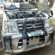 Авторазбор - Toyota LAND Cruiser Prado 150. 120 95. 90 78 71