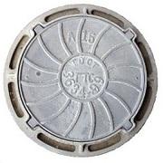 Люки чугунные тип Л ГОСТ 3634-99 нагрузка 1.5 тн