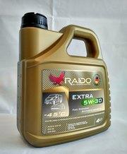 RAIDO Extra 5W-30 топливосберегающее универсальное полностью синтетиче