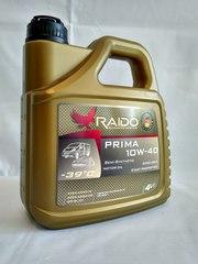 RAIDO Prima 10W-40 полусинтетическое моторное масло премиум-класса