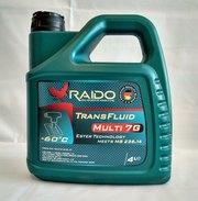 RAIDO Trans Fluid Multi 7G синтетический ,  эстеровый  Multivehicle