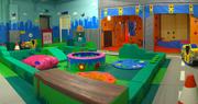 Мягкие модули для детской игровой зоны