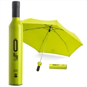 Зонты с чехлом в виде бутылки. Зонты с нанесением и без,  в наличии. Ин