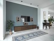 Установка акустических систем дома