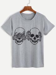 Принт на футболках.