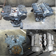 Двигатель с коробкой 6G72 ,  6G74, 4M41  Mitsubishi Montero Sport