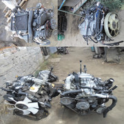 Двигатель с коробкой ZD30 ,  TD42,  RD28 НА NISSAN Patrol 60, 61