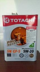 TOTACHI 5W-20 cинтетическое моторное масло
