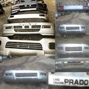 Передние и задние бамперы Toyota LAND Cruiser Prado Hilux Surf 4Runner