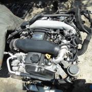 Двигатель с коробкой НА Toyota L C Prado 78, 71 2LT, 1KZ