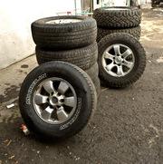 Диски на Toyota 4Runner 215