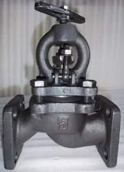 Вентиль фланцевый стальной