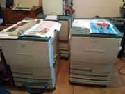 Продам цветной принтер А3 формата Xerox DC12 . В хорошем состоянии. В
