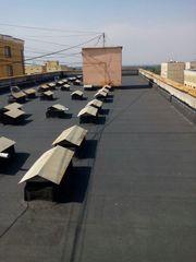 Кровельные работы Ремонт крыши,  Установка козырьков в Алматы