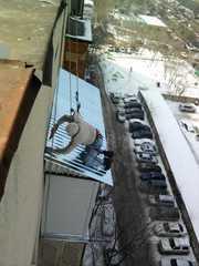 ремонт балконной крыши в Алматы и Алматинской области