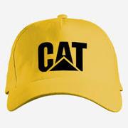 Цветные кепки с логотипом компании. Печать на кепках с логотипом компа