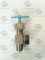 Газовый вентиль Ду12 Ру25 (аналог 15нж13бк)