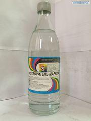 Растворитель марки А (заменитель ацетона) 0.5 литра (Россия)