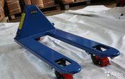 ремонт гидравлических тележек (рохля) штабелеров