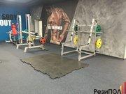 Спортивное резиновое рулонное покрытие 6мм