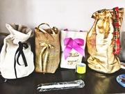 Новогодние подарочные мешочки