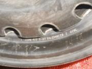 Продам металлический диск на 14