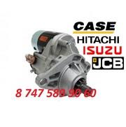 Стартер Isuzu 6hk1,  JCB,  Hitachi M8T60971