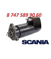 Стартер Scania (Сапог) 9000084013