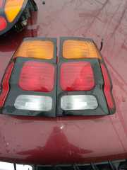 фонари на Mitsubishi Challenger