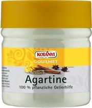 Kotanyi Агар-Агар(аналог желатина),  пластиковая банка 225 гр.