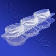 Пластиковая упаковка для кондитерских изделий /ОПТ цена за 1 коробку
