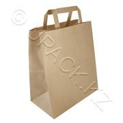 Бумажные пакеты,  бумажные сумки ОПТОМ цена указана за 1 коробку