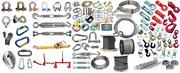Трос стальной DIN 3055 ГОСТ 2688-80 оптом и в розницу