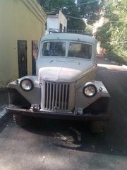 Продам Ретро-автомобиль внедорожник ГАЗ 69 1971 года.