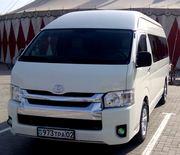 Аренда пассажирских микроавтобусов