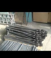 Болты анкерные (фундаментные) плиты ГОСТ 24379.1-80