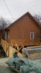 Строительство домов. Строительные и сварочные работы. навесы