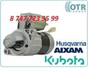 Стартер Kubota 6a320-59213