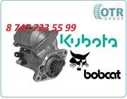 Стартер Kubota,  Bobcat 37560-63011