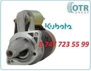 Стартер на двигатель Kubota m3t49982
