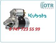 Стартер на экскаватор Kubota kh21 m002t42382