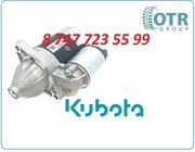 Стартер на двигатель Kubota z430 M2t49189