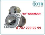 Стартер на двигатель Yanmar S114-134
