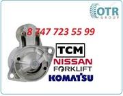 Стартер на кару Komatsu,  Nissan 23300-P1114